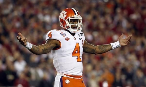5 reasons the Browns would be crazy to draft Deshaun Watson No. 1 ... - usatoday.com