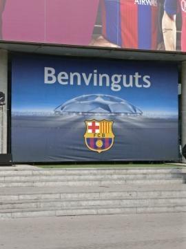 Ancora poche ore e sarà Barcellona-Juventus, il ritorno.
