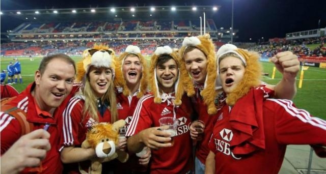 British & Irish rugby fans will be heading out to New Zealand for the tour that starts on June 3 (via - thehospitalitybroker.com)