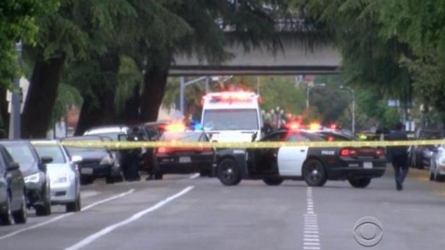 Hate crime suspected after three white people killed in Fresno ... - wdef.com