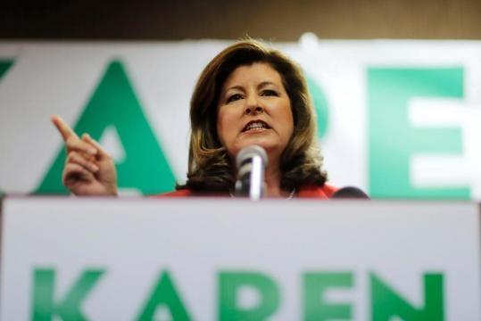 Karen Handel Wants Trump's Help in Georgia Runoff vs. Ossoff / Photo by usnews.com via Blasting News library