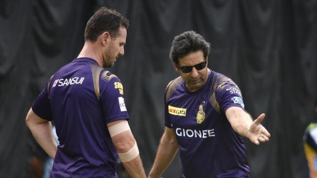 Kolkata Knight Riders bowling coach Wasim Akram to skip IPL 2017 ... - hindustantimes.com