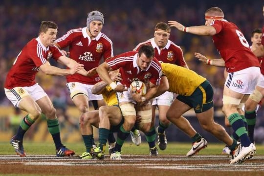 The competition has stepped up since four years ago in Australia, on both the Lions and the opposition (via - thesun.co.uk)