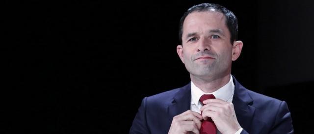 Benoit Hamon (PS) ne parvient pas à dépasser la barre des 10% dans les sondages