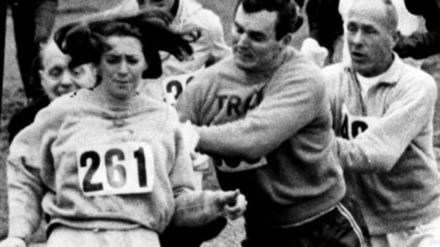 Boston, 1967: When marathons were just for men - BBC News - bbc.com