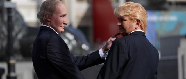 Trump, Putin. Photo credit; TaylorHerring