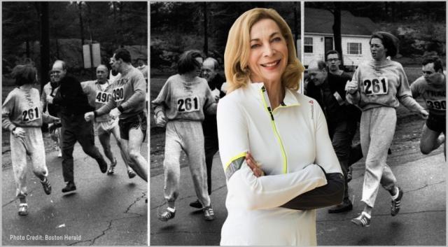 Women's Running Pioneer Kathrine Switzer Returns to Boston ... - competitor.com