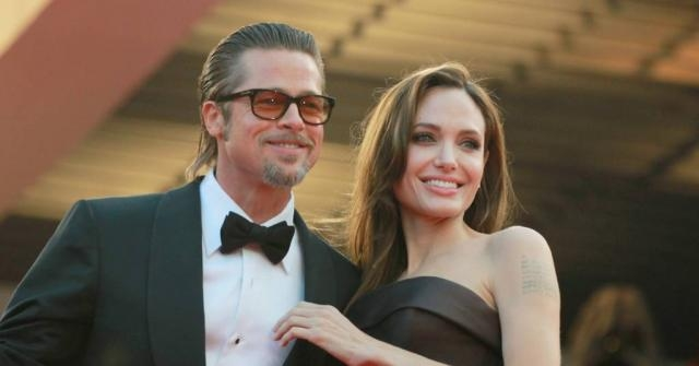 Angelina Jolie and Brad Pitt in the good old days blastingnews.com