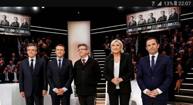 I quattro candidati visti favoriti dai sondaggi