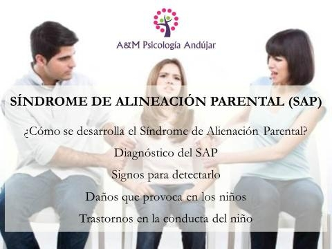 Síndrome de Alineación Parental (SAP) – Blog de Psicología - wordpress.com