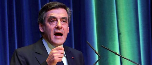 Francois Fillon, candidato dei Repubblicani