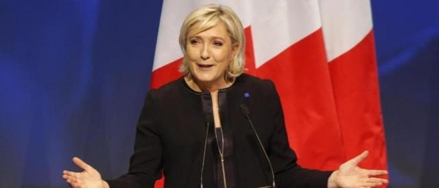 Marine Le Pen, candidata del Front National