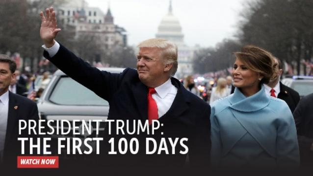 President Trump: The First 100 Days - dailynews.com