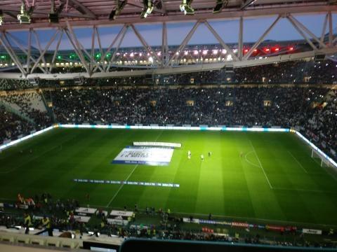 Tutto pronto allo Juventus Stadium.