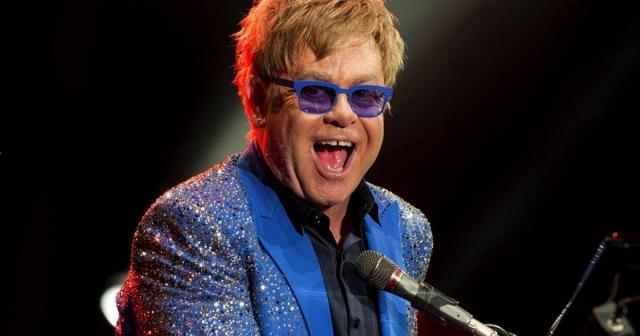Elton John interview on fatherhood, fame, addiction and his brush ... - mirror.co.uk