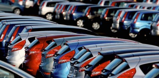 Los números en crecimiento en la venta de autos nuevos.