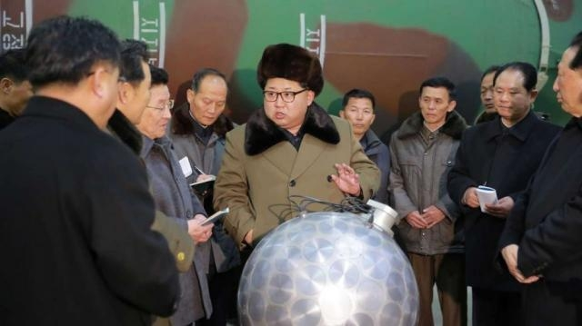 N Korean nuclear test raises fallout fears on China's border ... - scmp.com