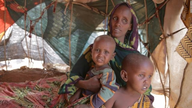 Somalia famine : 'People are dying...there is no water' - CNN.com - cnn.com
