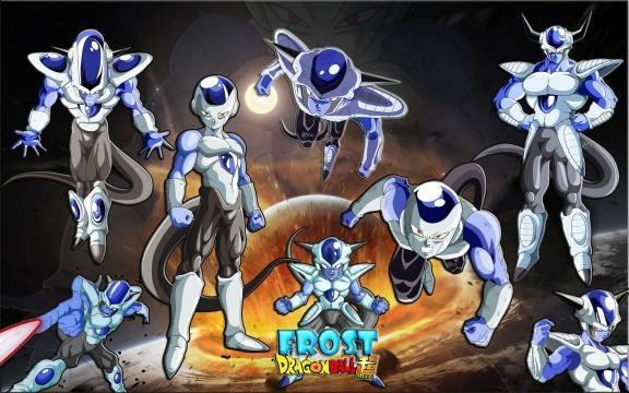 Todas las transformaciones de Frost.