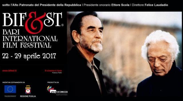 BIF&ST 2017: Bari International Film Festival – dal 22 al 29 ... - caminvattin.it