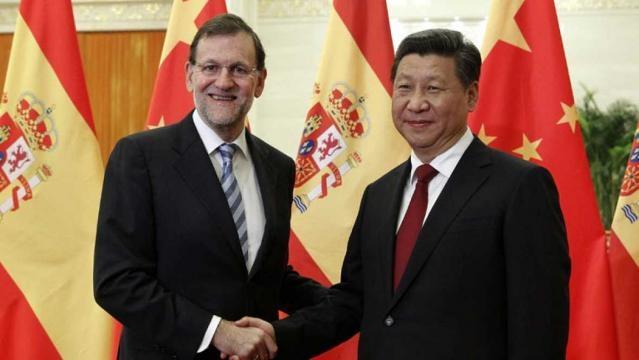 China y España celebran sus buenas relaciones bilaterales ... - rtve.es