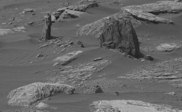 Is that a tree stump on Mars? Alien hunters think so - seattlepi.com - seattlepi.com