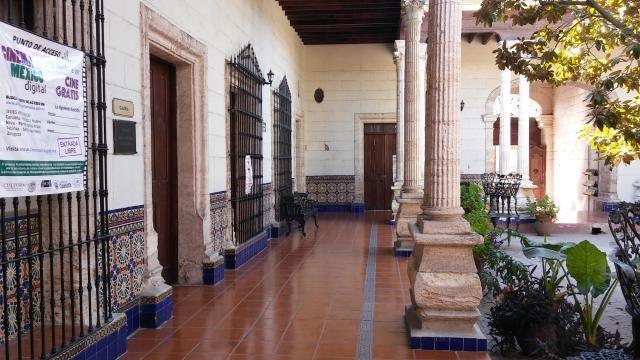 Saltillo conserva estilos arquitectónicos aprovechados por distintas instancias culturales.