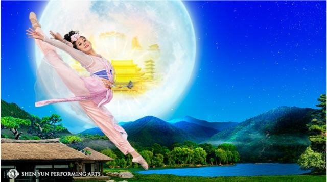 'The Goddess of the Moon.' Photo: Courtesy of Shen Yun Performing Arts, used with permission.