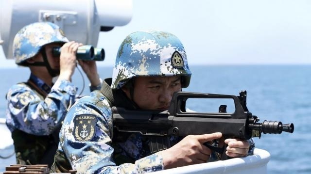 US sees China's military might growing quickly, according to ... - scmp.com