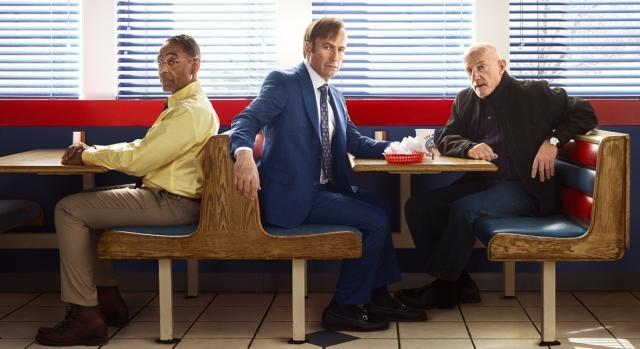 Better Call Saul 3a Temporada en Abril