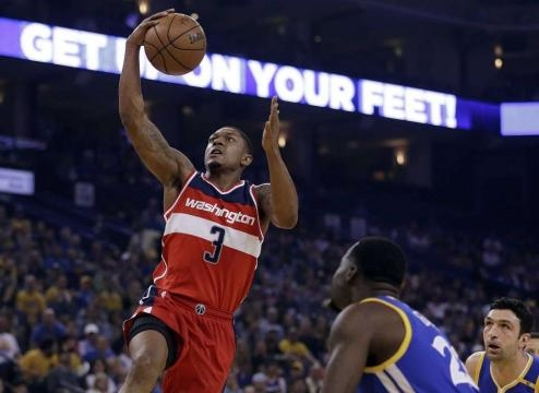 Curry shines against Wizards, Warriors win 11th straight - The ... - theintelligencer.com