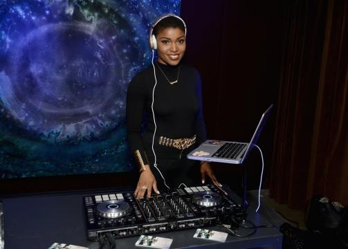 DJ Olivia Dope Photos Photos - Spotify/ All Def Digital Traffic ... - zimbio.com