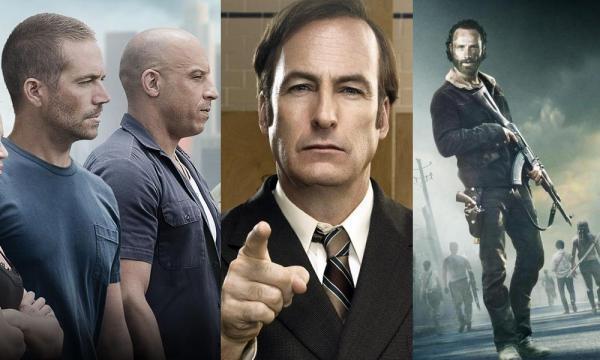 Estrenos de abril en series y películas por streaming