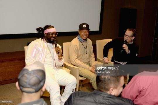 Fotos e imagens de Spotify/ All Def Digital Traffic Jams Premiere ... - gettyimages.pt
