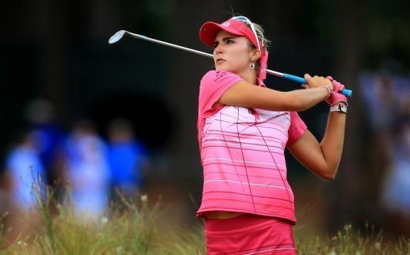 Lexi Thompson: Golf Digest 2015 -01 - GotCeleb - gotceleb.com