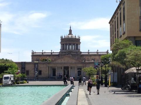 El Hospicio Cabañas, la casa grande del arte en Jalisco.