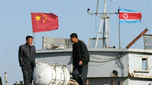 China Seen as Key to Financial Sanctions on North Korea / Photo by voanews.com via Blasting News library