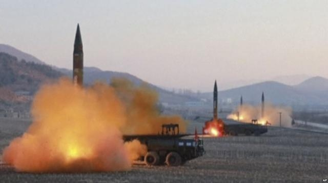 Trump to China: Help on North Korea for a Good Trade Deal / Photo by voanews.com via Blasting News library