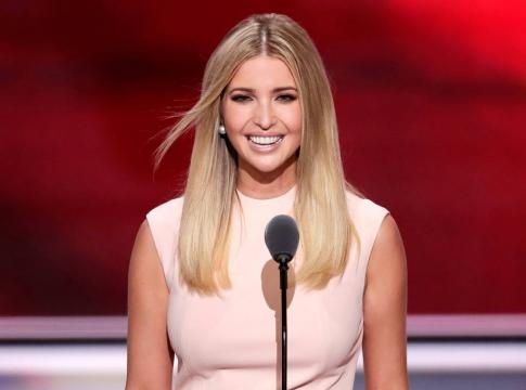 Ivanka Trump Promises Her Father Donald Trump Is ''Color Blind and ... - eonline.com