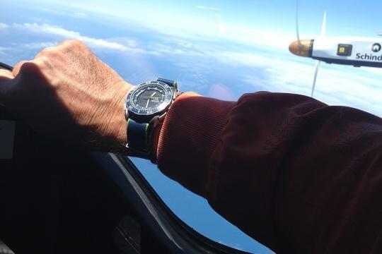 8th Leg from to - solarimpulse.com