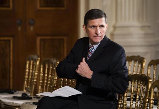 Former Trump National Security Advisor Michael Flynn / Photo by Jim Lo Scalzo via Blasting News library