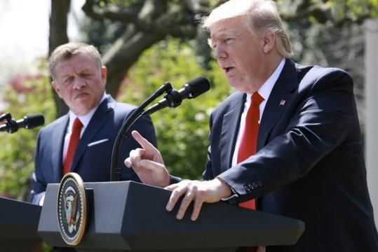 Trump condemns Syria attack, won't say what U.S. response is / Photo by StarTribune.com via Blasting News library