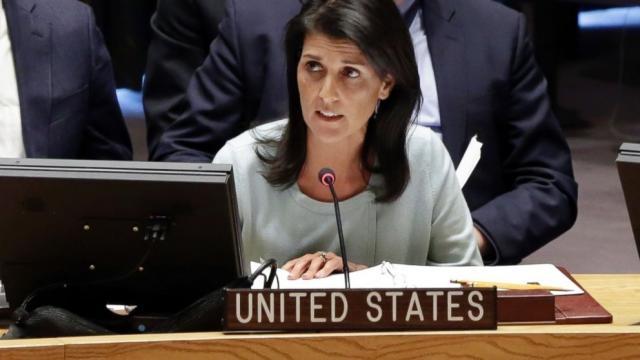 U.S. Ambassador to UN slams Russia at Security Council / Photo by abcnews.go.com via Blasting News library