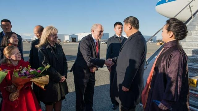 Xi Jinping stops in Alaska after summit with Trump   South China ... - scmp.com