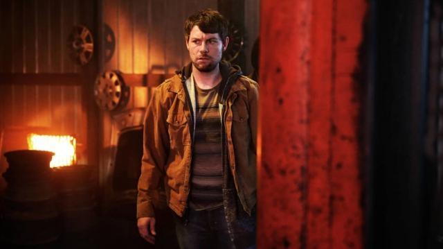 Fotograma de la segunda temporada de Outcast. Fuente: El confindencial.