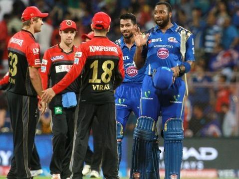 Live Streaming IPL 2016: Royal Challengers Bangalore vs Mumbai ... - ndtv.com