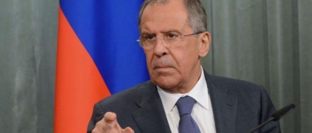 Sergej Lavrov: 'L'attacco americano? Scaturito da un pretesto come in Iraq nel 2003'
