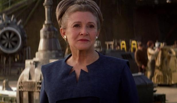 Star Wars: ecco il «futuro» di Carrie Fisher - VanityFair.it - vanityfair.it