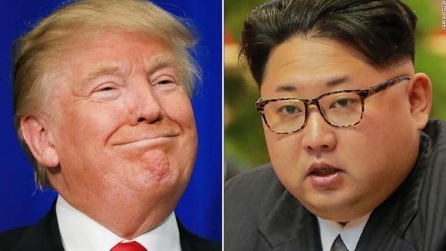 Donald Trump says he would host Kim Jong Un in U.S.