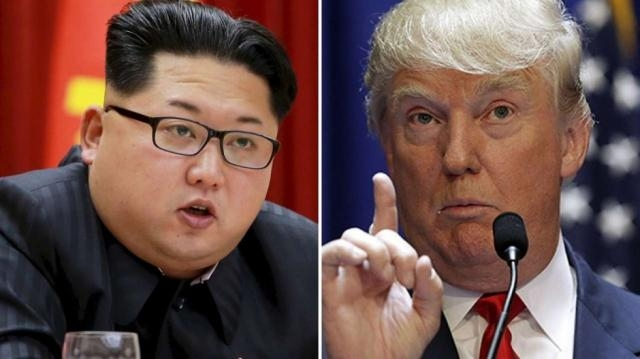Donald Trump says he would meet North Korea's Kim Jong-un